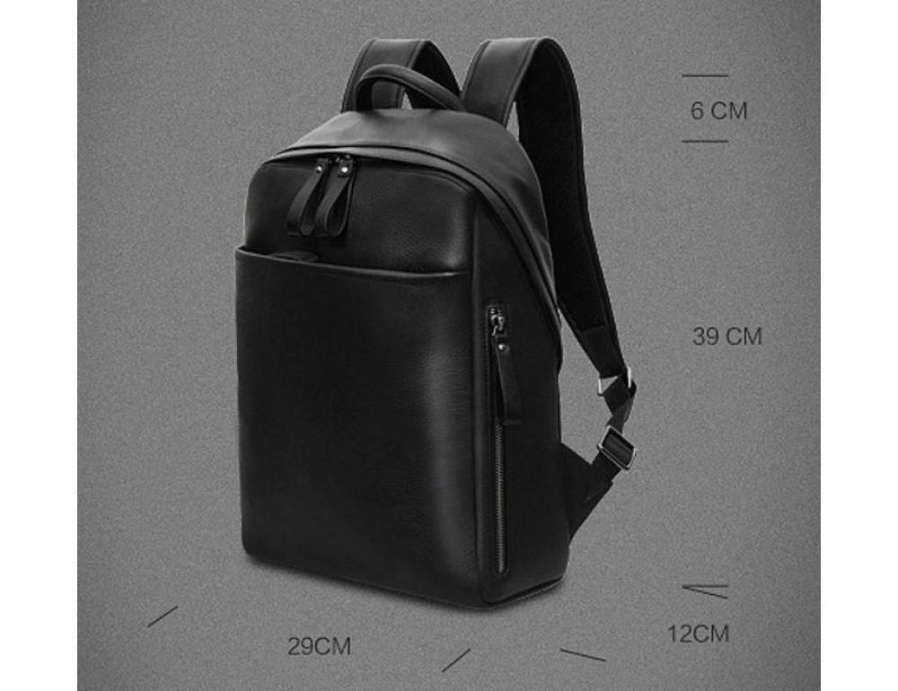 Кожаный рюкзак TIDING BAG B3-1663A - Фото № 7