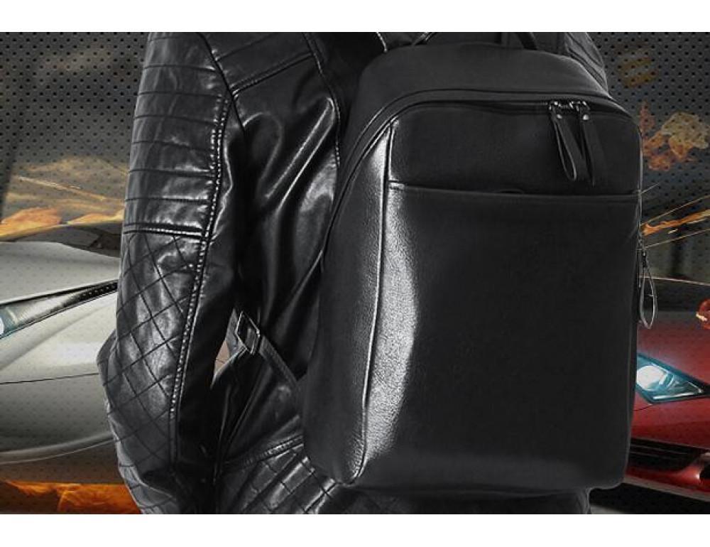 Кожаный рюкзак TIDING BAG B3-1663A - Фото № 8