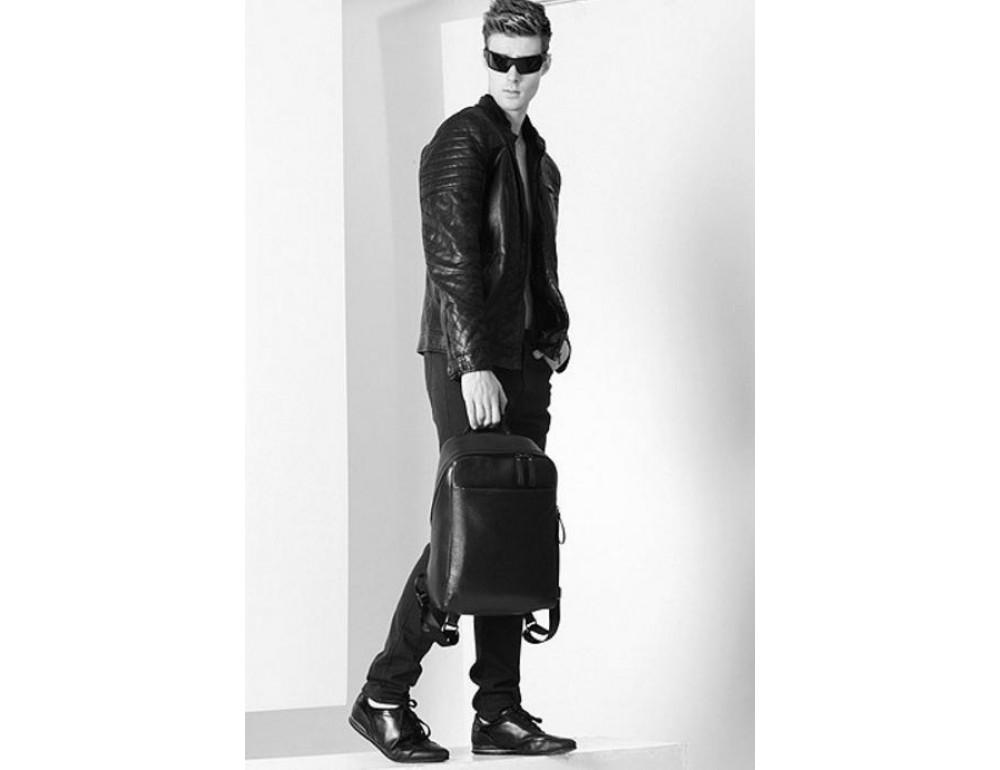 Кожаный рюкзак TIDING BAG B3-1663A - Фото № 9