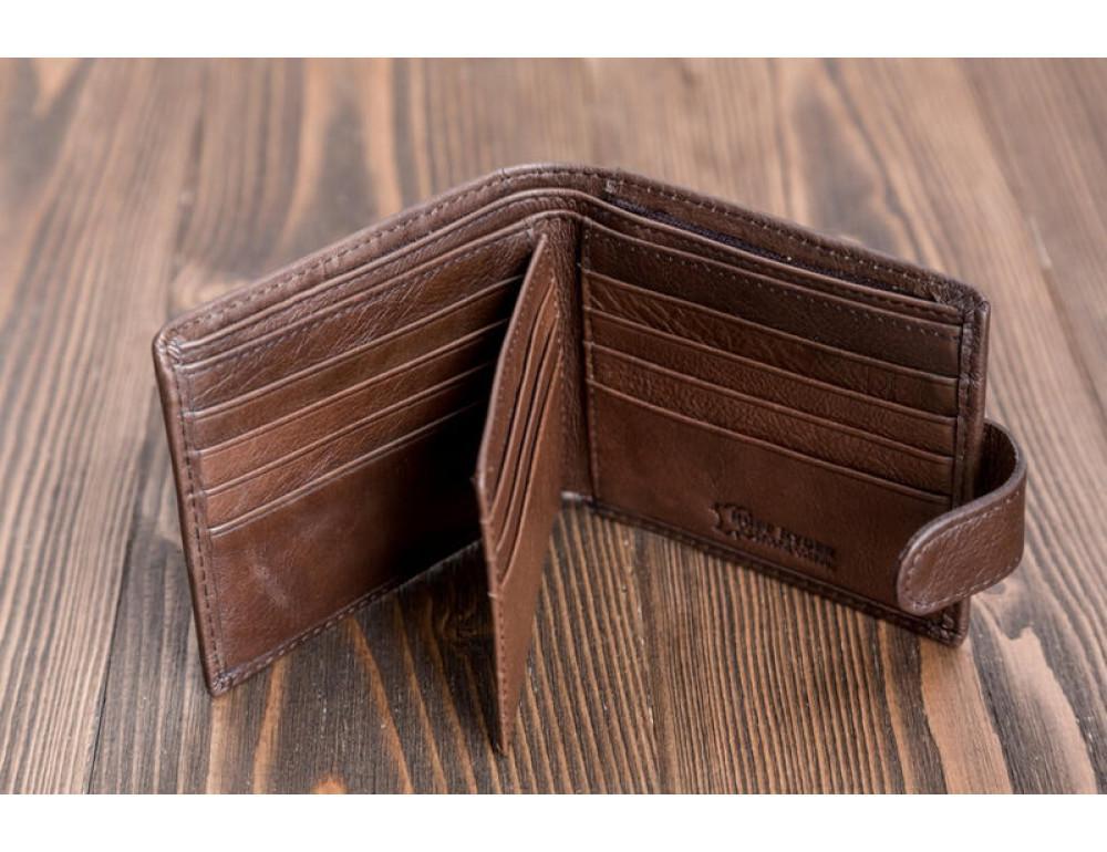 Мужской кожаный кошелёк Ruff Ryder RR-38128W - Фото № 4