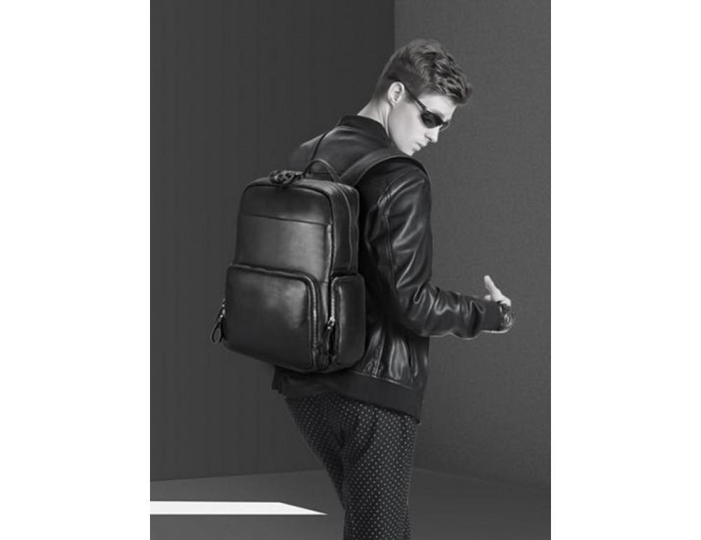 Кожаный рюкзак TIDING BAG B3-1737A - Фото № 8