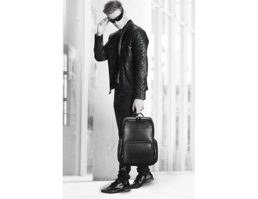 Кожаный рюкзак TIDING BAG B3-1737A - Фото № 9