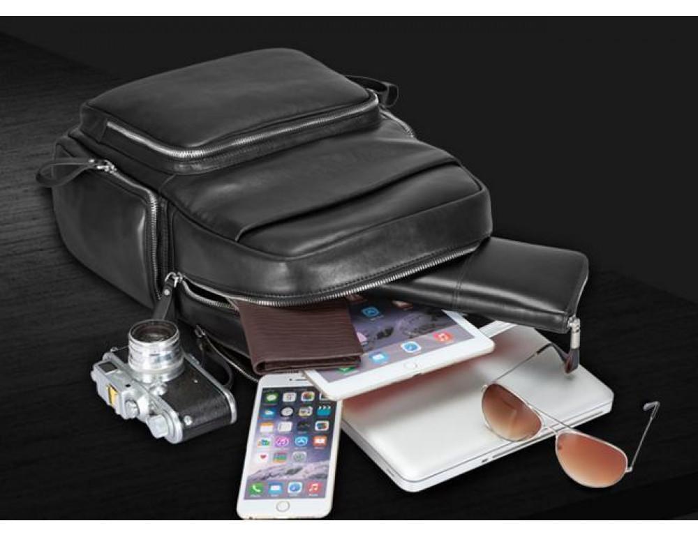 Кожаный рюкзак TIDING BAG B3-1737A - Фото № 10