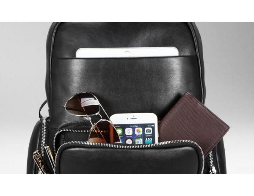Кожаный рюкзак TIDING BAG B3-1737A - Фото № 3