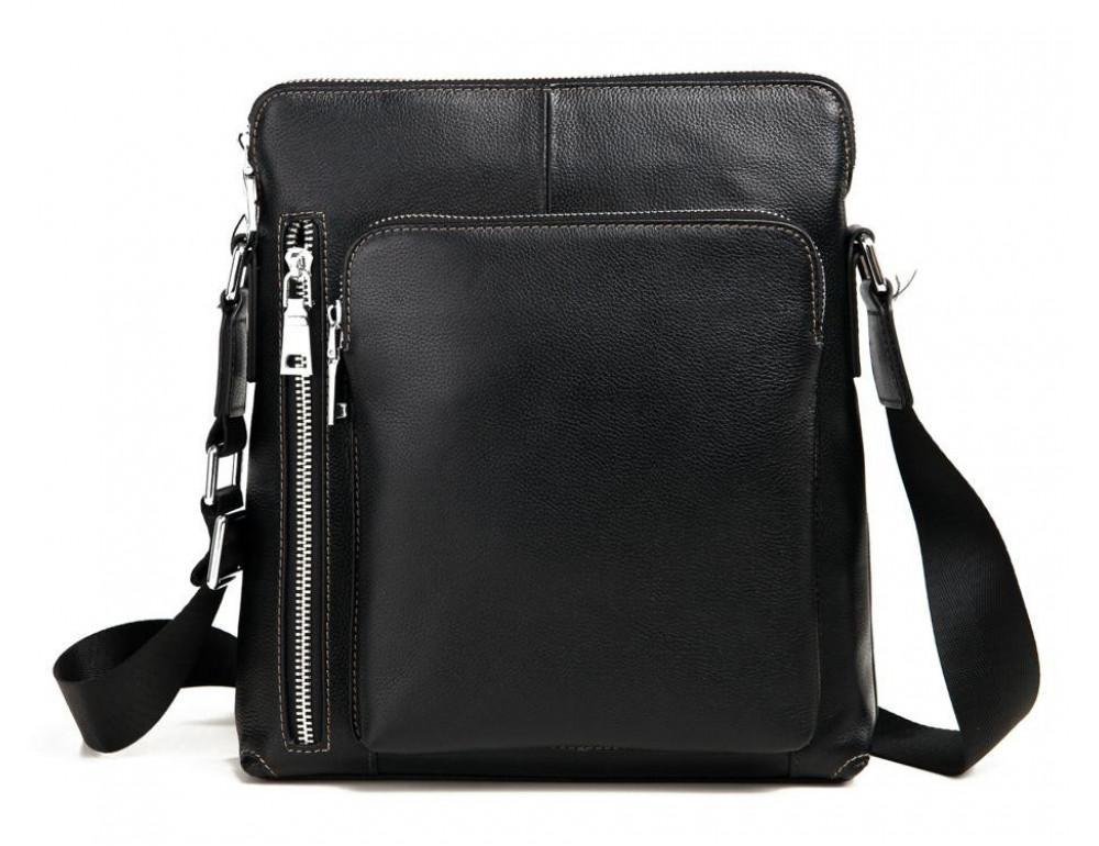 Шкіряна сумка через плече TIDING BAG M341-1A - Фотографія № 2