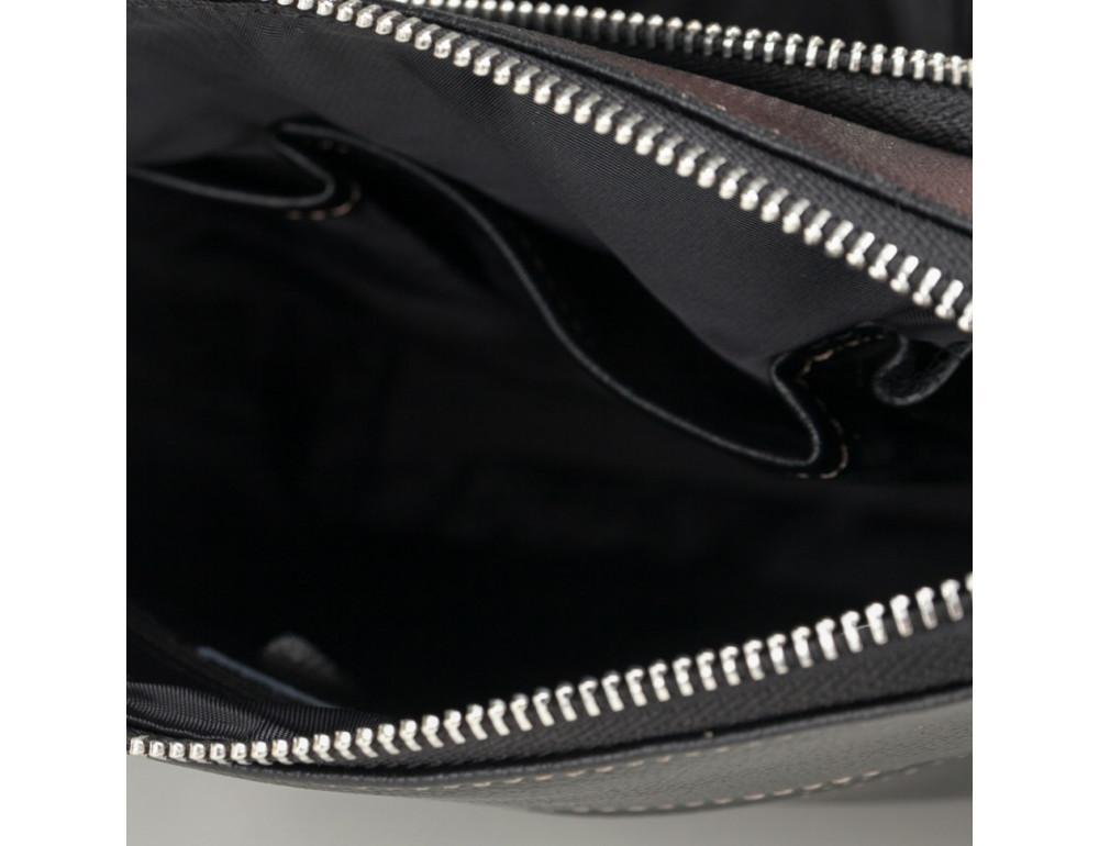 Шкіряна сумка через плече TIDING BAG M341-1A - Фотографія № 4