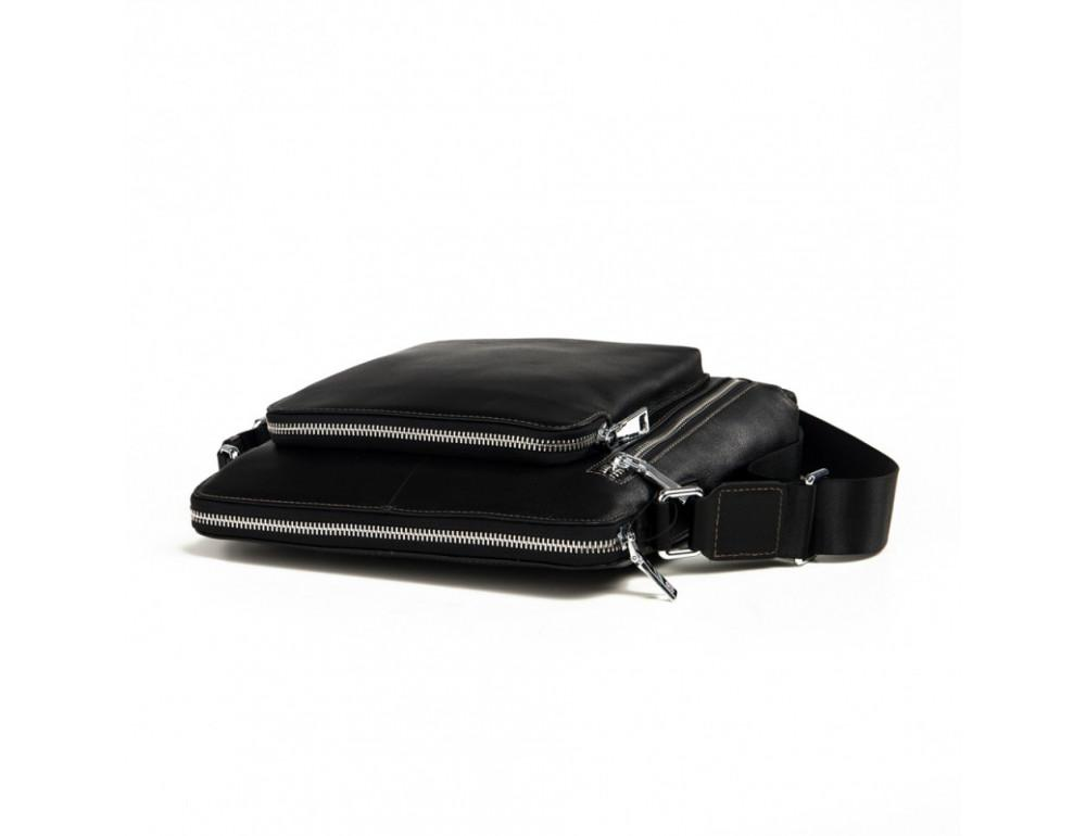 Шкіряна сумка через плече TIDING BAG M341-1A - Фотографія № 5