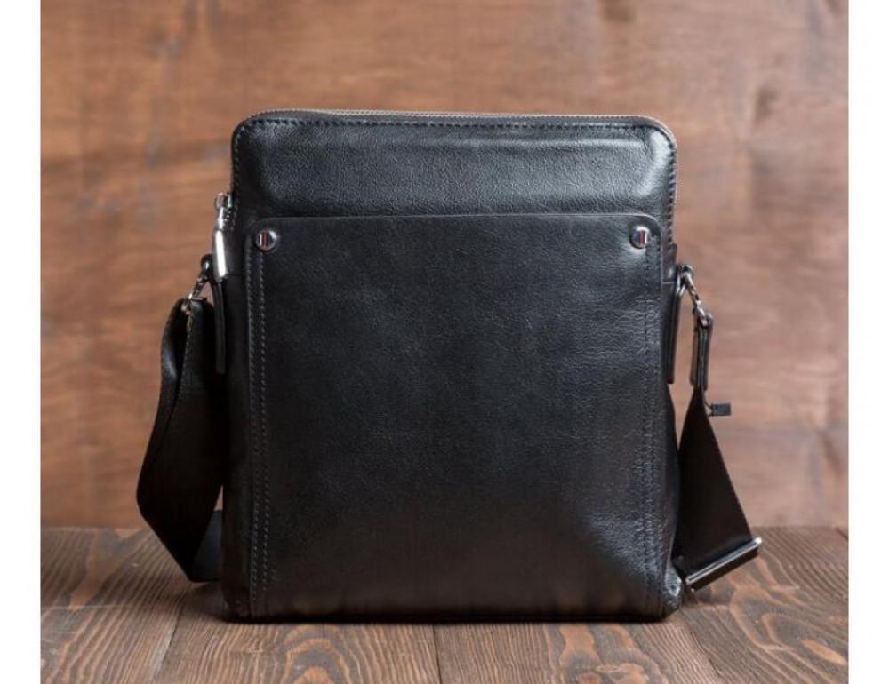 Шкіряна сумка через плече TIDING BAG M5861-1A