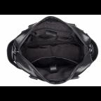 Мужская кожаная сумка TIDING BAG 8400A чёрная - Фото № 108