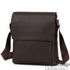 Мужская кожаная сумка-мессенджер TIDING BAG A25-1278C