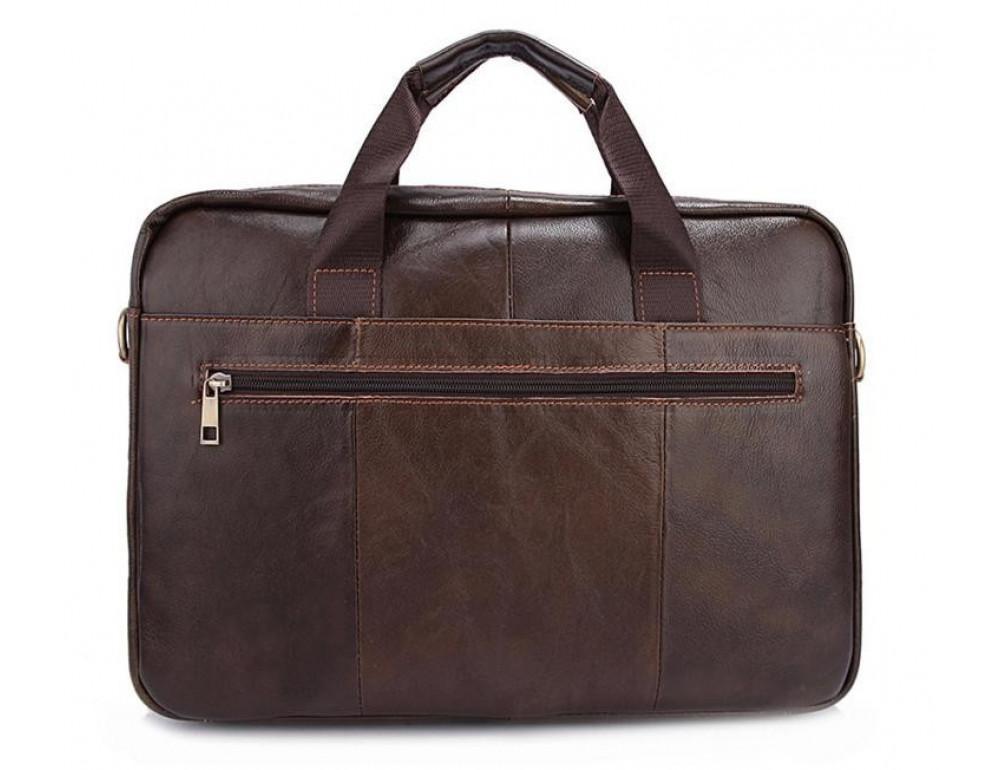 Чоловіча шкіряна сумка під ноутбук Bexhill Bx1128C - Фотографія № 9