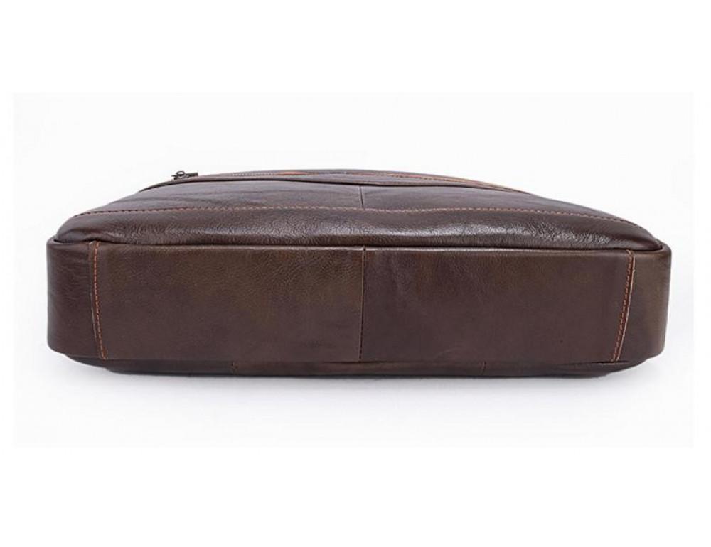 Чоловіча шкіряна сумка під ноутбук Bexhill Bx1128C - Фотографія № 6
