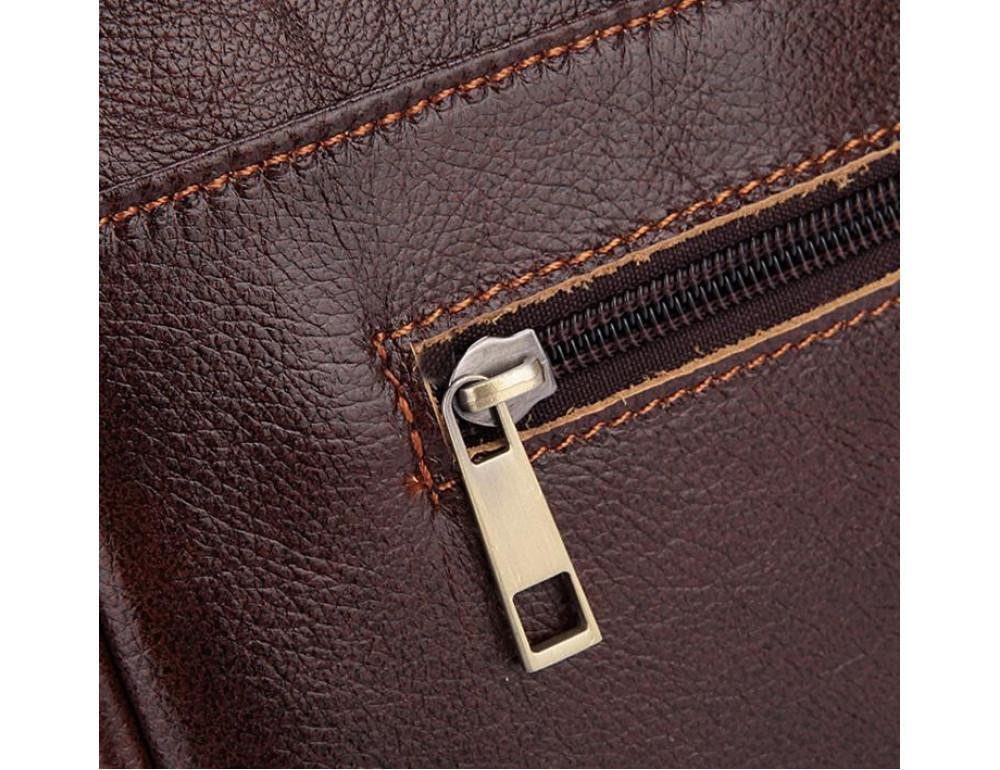 Мужская кожаная сумка Bexhill Bx1131C - Фото № 9