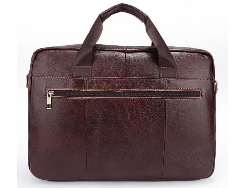 Мужская кожаная сумка Bexhill Bx1131C - Фото № 3