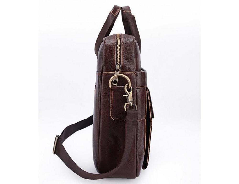 Мужская кожаная сумка Bexhill Bx1131C - Фото № 8