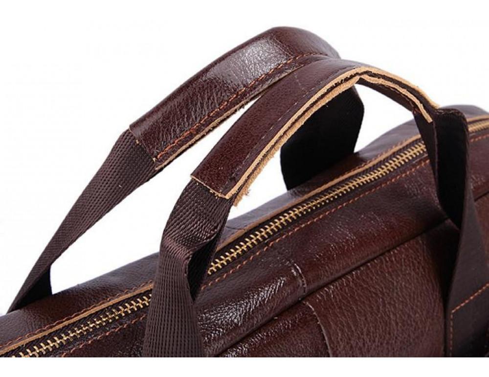 Мужская кожаная сумка Bexhill Bx1131C - Фото № 5