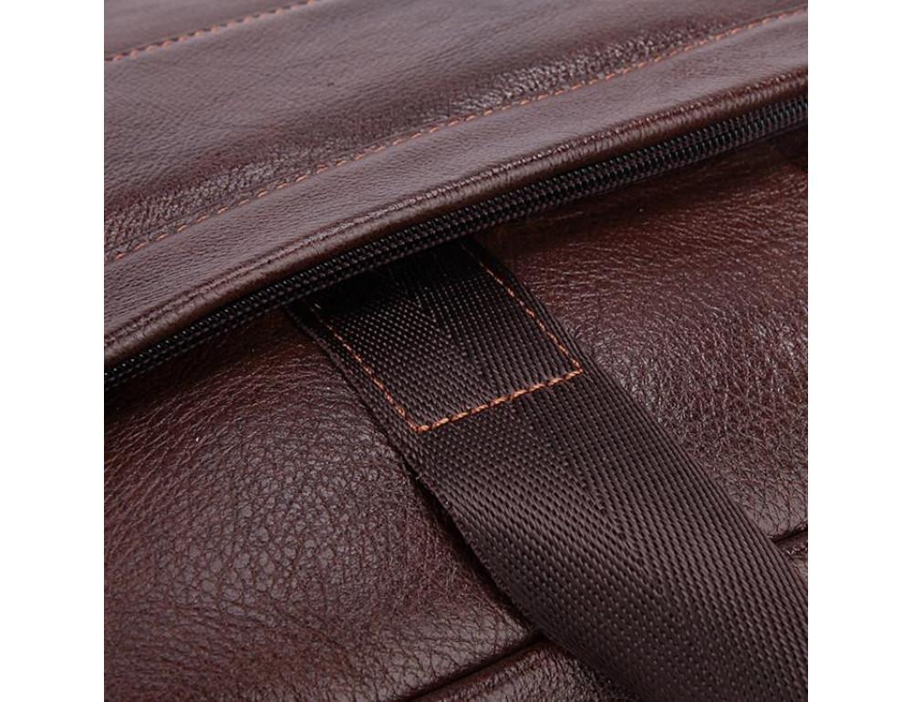 Мужская кожаная сумка Bexhill Bx1131C - Фото № 7
