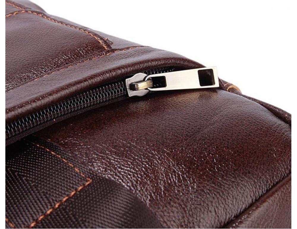 Мужская кожаная сумка Bexhill Bx1131C - Фото № 10