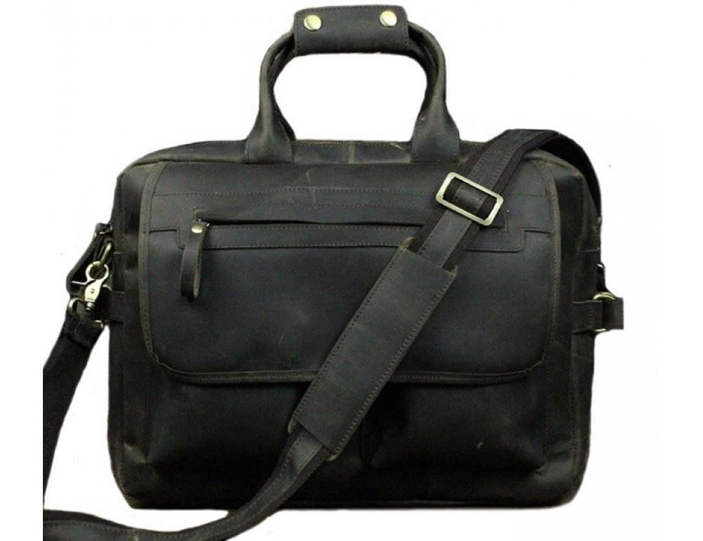 Мужской винтажный портфель Bexhill Bx8951