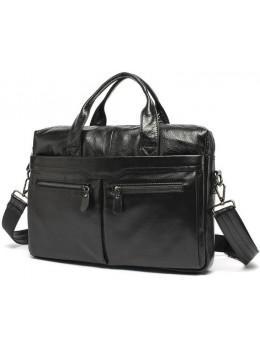 Мужской кожаный портфель Bexhill Bx9005A