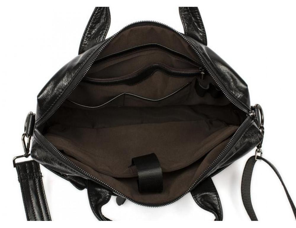 Мужской кожаный портфель Bexhill Bx9005A - Фото № 3