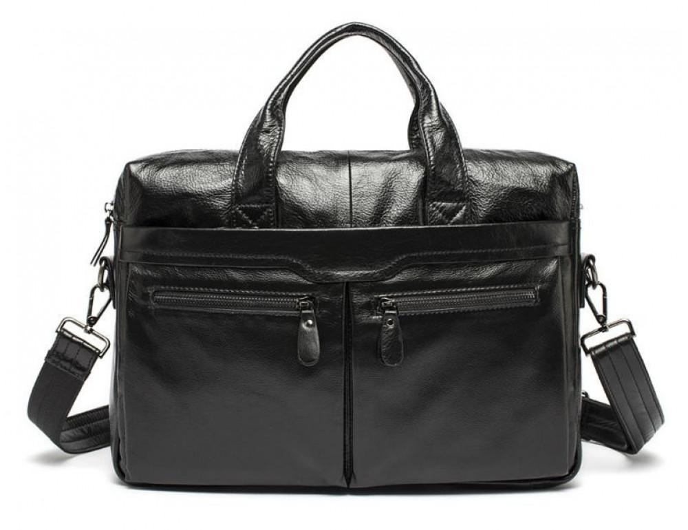 Мужской кожаный портфель Bexhill Bx9005A - Фото № 10