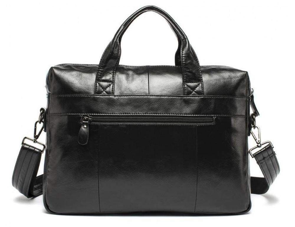 Мужской кожаный портфель Bexhill Bx9005A - Фото № 9