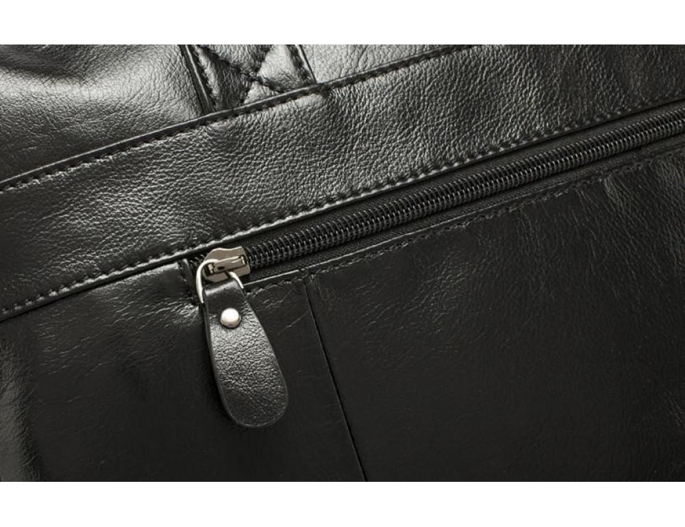 Мужской кожаный портфель Bexhill Bx9005A - Фото № 8
