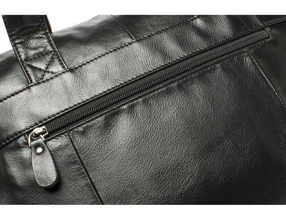 Мужской кожаный портфель Bexhill Bx9005A - Фото № 7