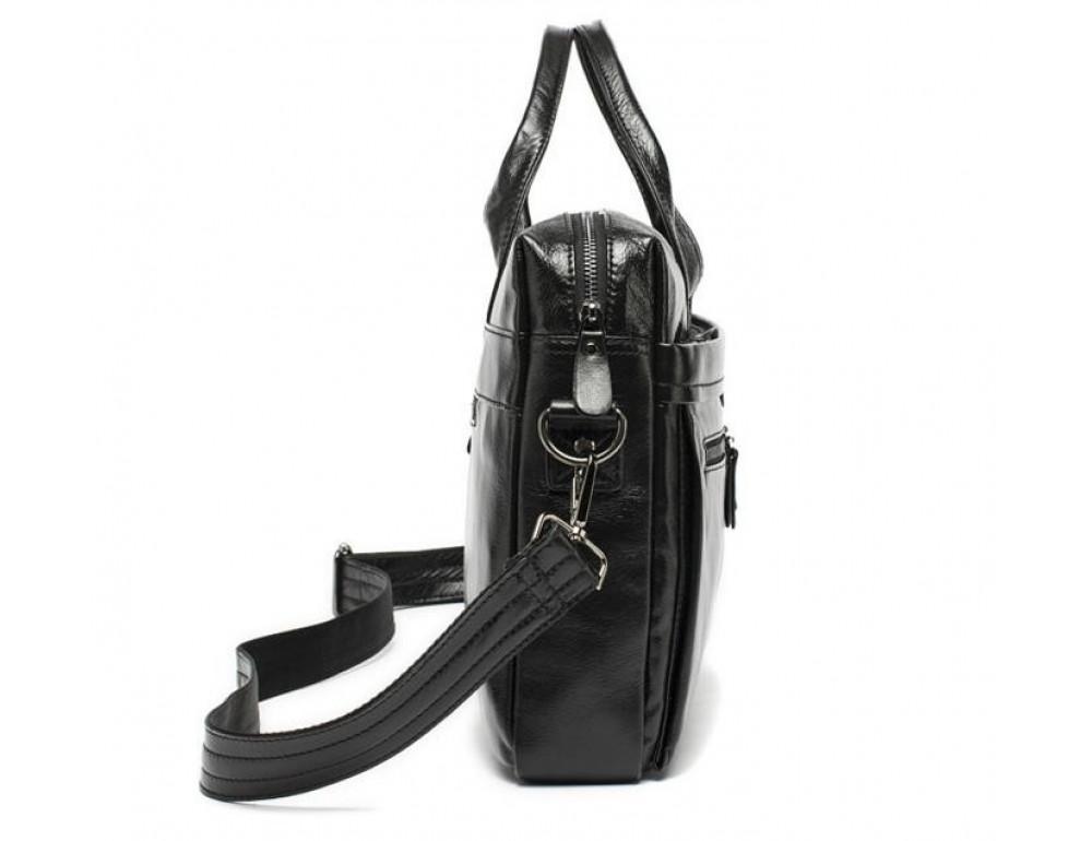 Мужской кожаный портфель Bexhill Bx9005A - Фото № 11
