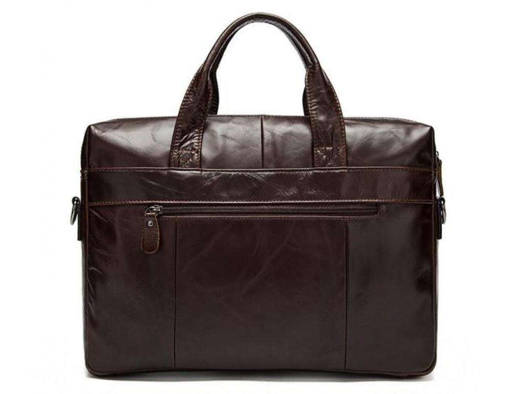 Мужской кожаный портфель Bexhill Bx9005C - Фото № 3