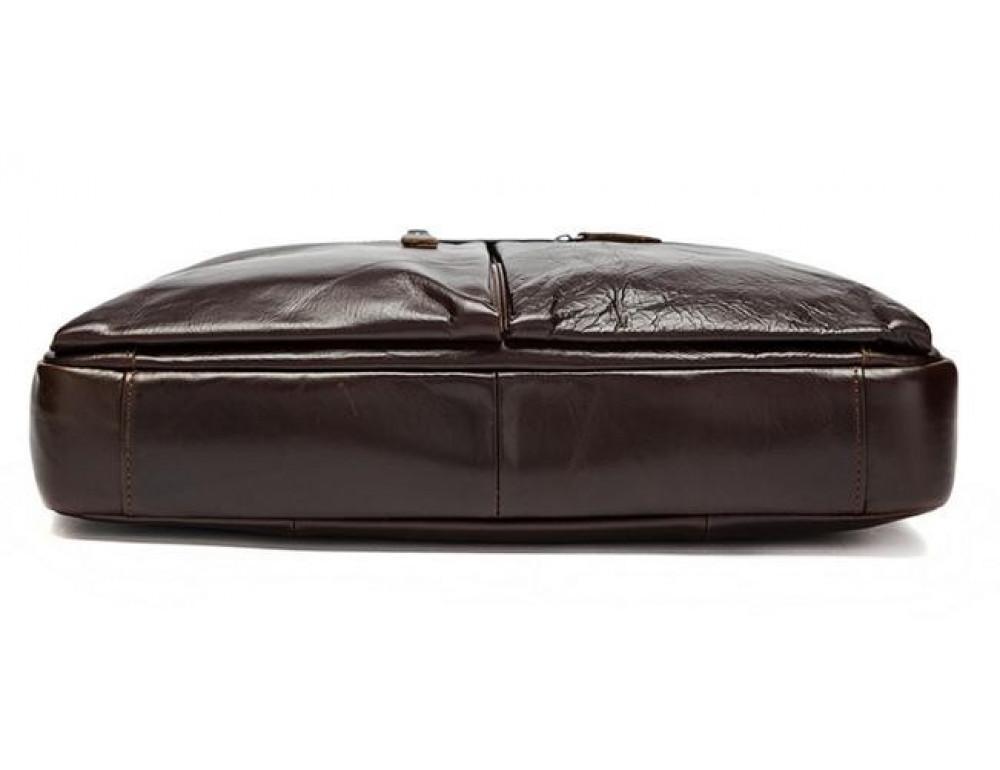 Мужской кожаный портфель Bexhill Bx9005C - Фото № 5