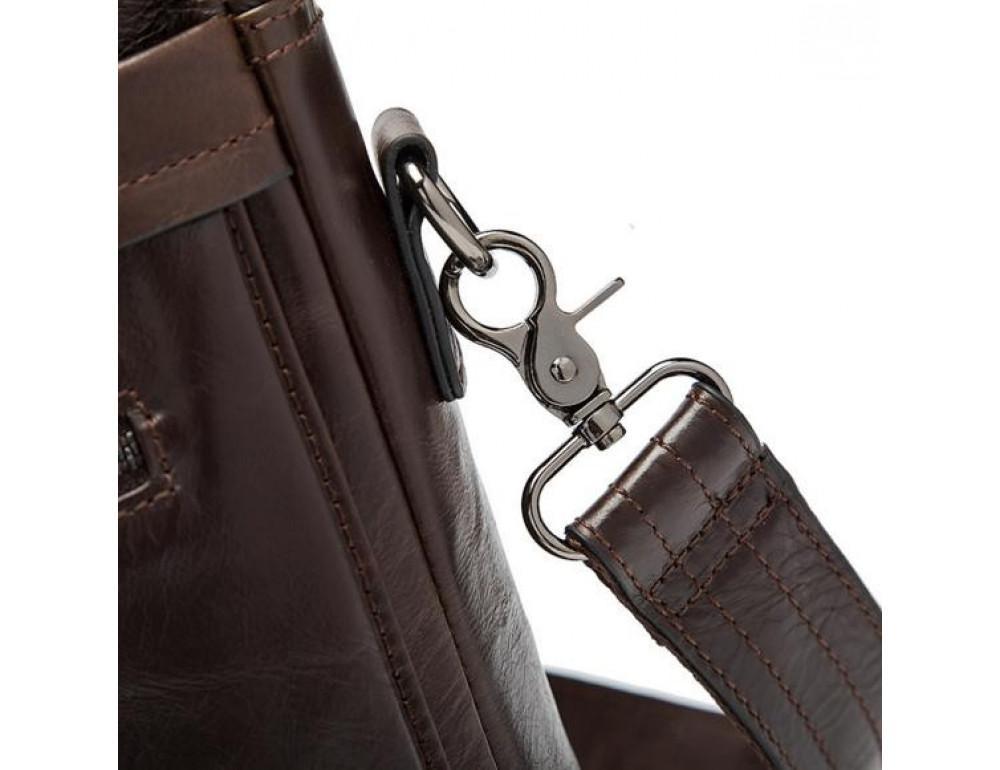 Мужской кожаный портфель Bexhill Bx9005C - Фото № 6