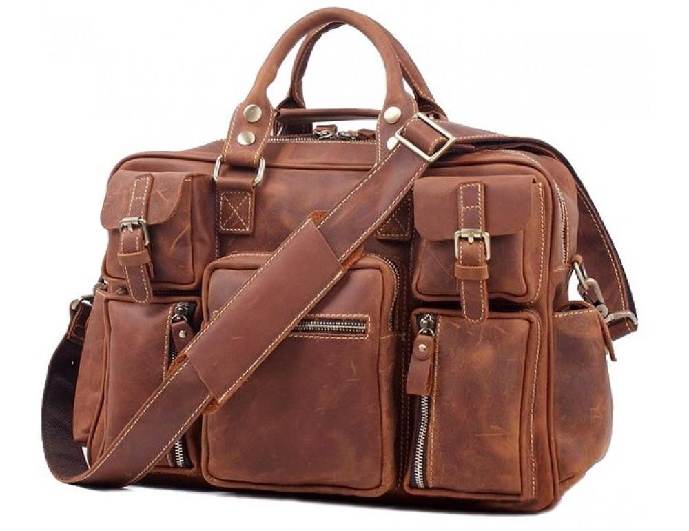 Кожаная сумка BexHill G8113C