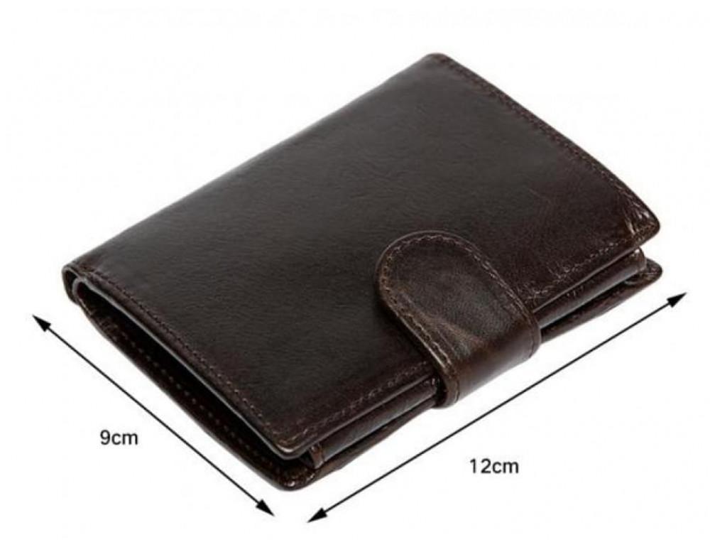 Мужской кожаный портмоне Bexhill Bx515C - Фото № 4