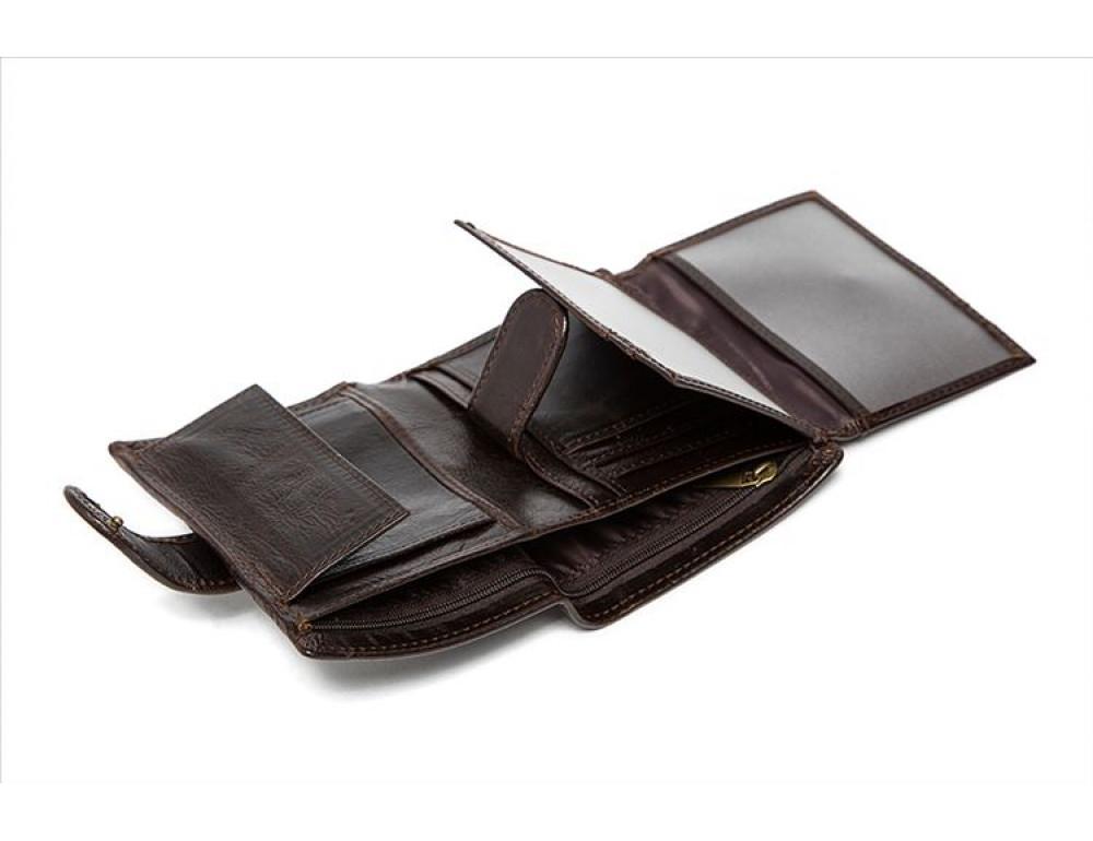 Мужской кожаный портмоне Bexhill Bx515C - Фото № 2