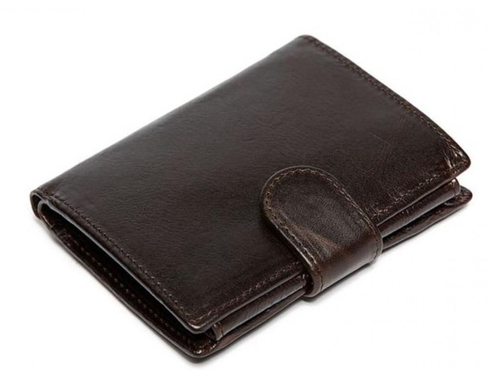Мужской кожаный портмоне Bexhill Bx515C - Фото № 8