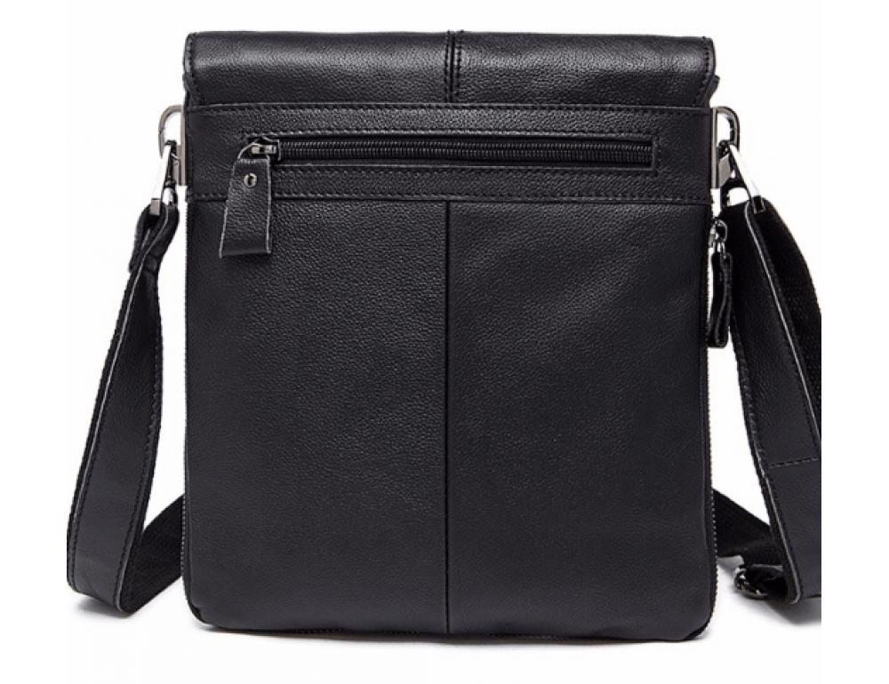 Чорна чоловіча сумка-месенджер Bexhill Bx8005A - Фотографія № 2