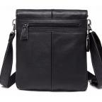 Чорна чоловіча сумка-месенджер Bexhill Bx8005A - Фотографія № 101