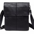 Чорна чоловіча сумка-месенджер Bexhill Bx8005A - Фотографія № 100