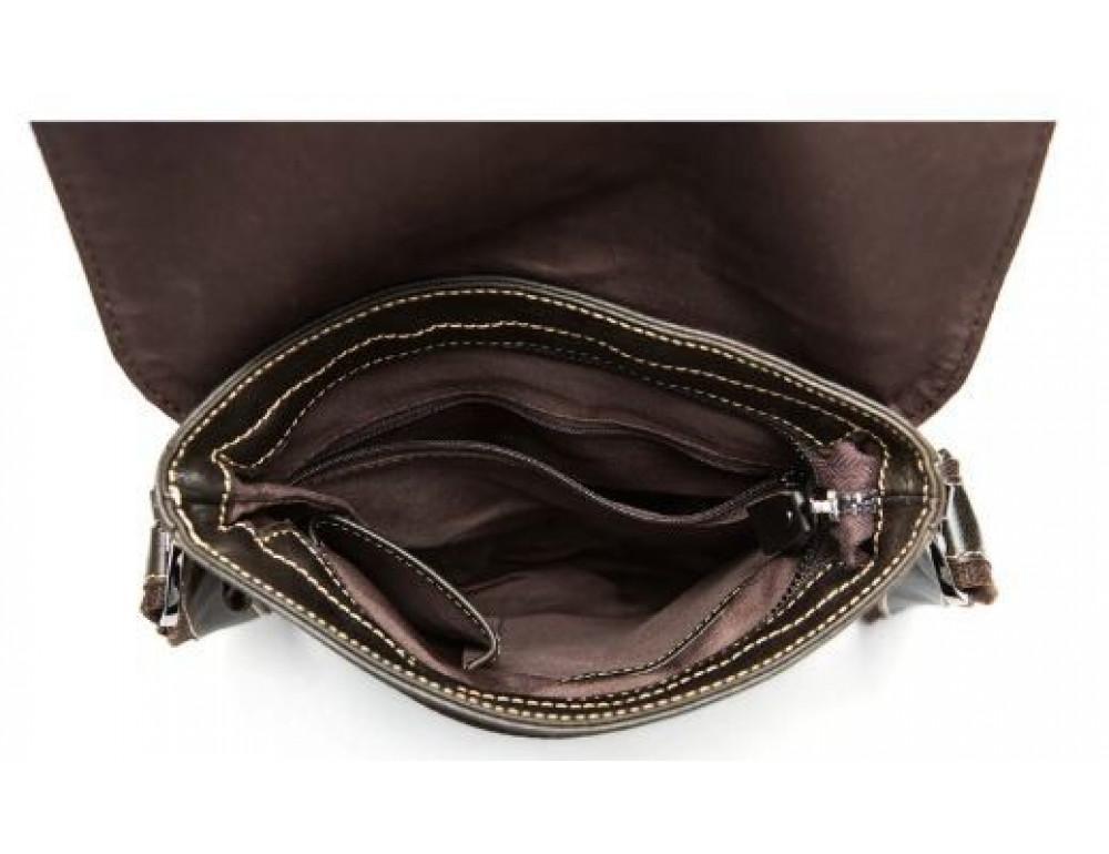 Чорна чоловіча сумка-месенджер Bexhill Bx8005A - Фотографія № 5
