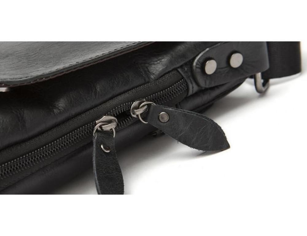 Мужская кожаная сумка-мессенджер Bexhill Bx8239A - Фото № 9