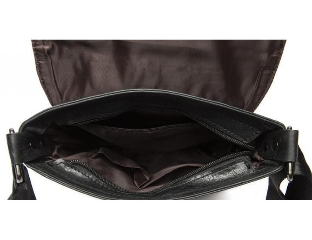 Мужская кожаная сумка-мессенджер Bexhill Bx8239A - Фото № 10