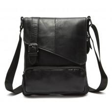 Мужская кожаная сумка-мессенджер Bexhill Bx8239A