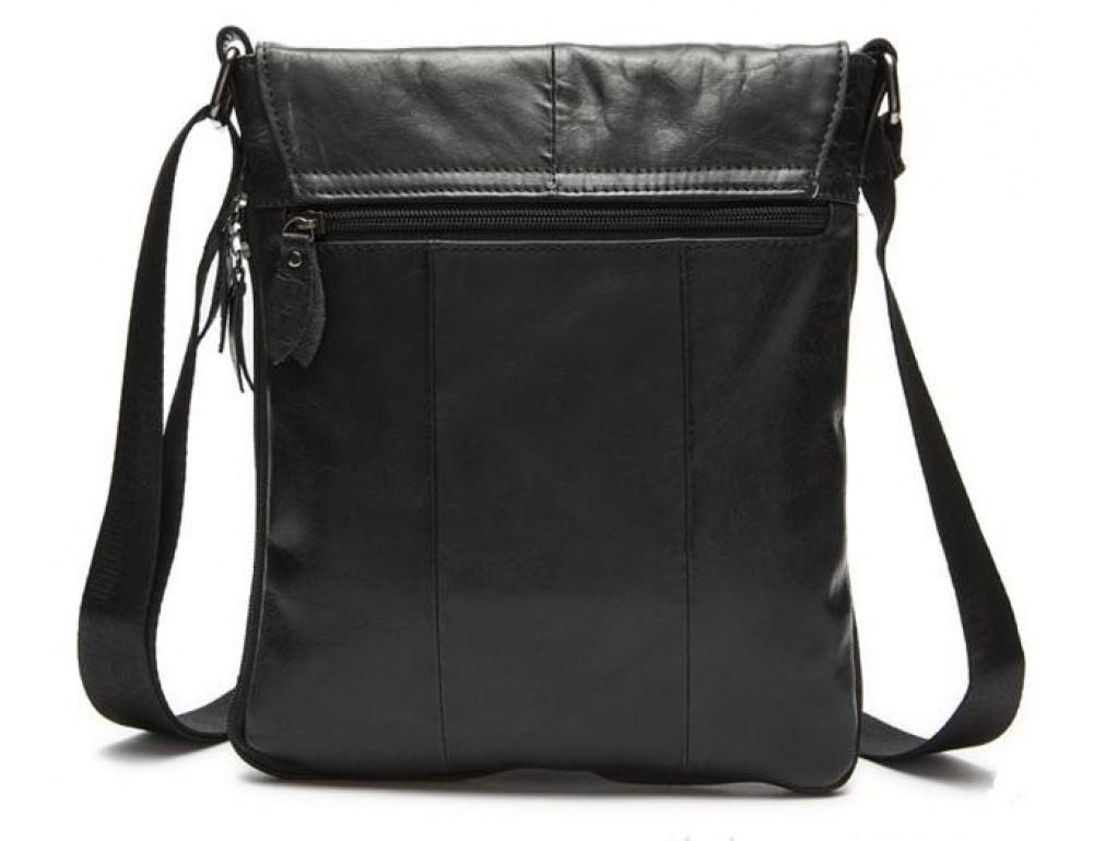 Мужская кожаная сумка-мессенджер Bexhill Bx8239A - Фото № 2