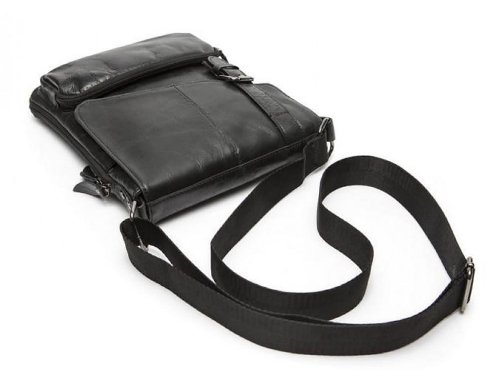 Мужская кожаная сумка-мессенджер Bexhill Bx8239A - Фото № 5