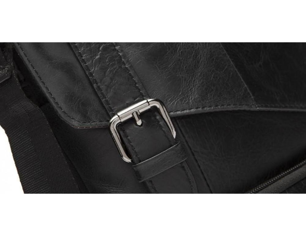 Мужская кожаная сумка-мессенджер Bexhill Bx8239A - Фото № 7