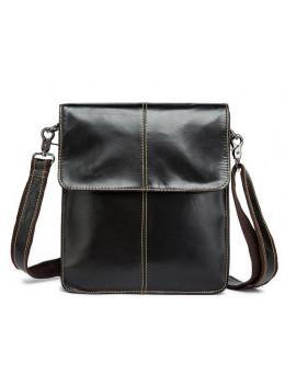 Мужская кожаная сумка-мессенджер Bexhill Bx8821C
