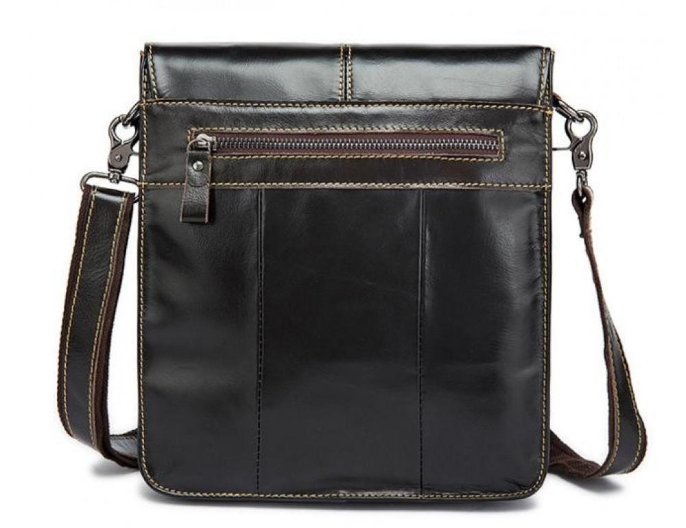 Мужская кожаная сумка-мессенджер Bexhill Bx8821C - Фото № 2