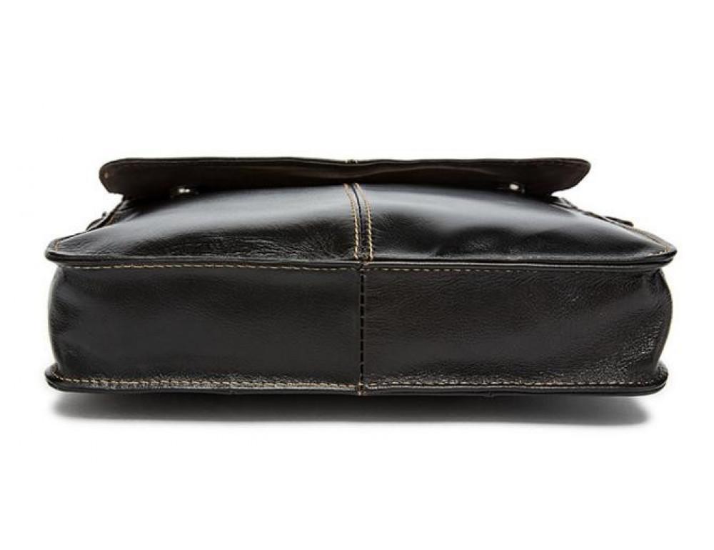 Мужская кожаная сумка-мессенджер Bexhill Bx8821C - Фото № 8